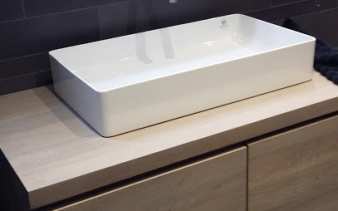 Badkamer + Toilet.